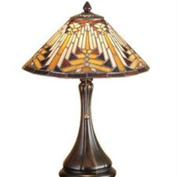 18 Inch H Navajo Mission Accent Lamp Table Lamps