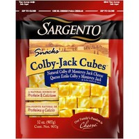 SARGENTO NATURAL CHEESE CUBES VARIETY