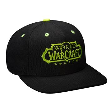 World of Warcraft Legion Logo Hat