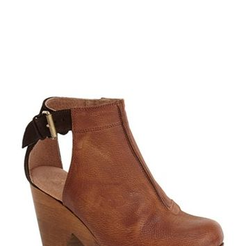 Women's Free People 'Amber Orchard' Cutout Bootie,