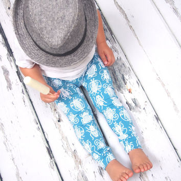 Boys or Girls Leggings , Unisex Baby Clothes , Baby Leggings , Newborn Baby Boy Clothes , Neutral Baby Clothes , Toddler Leggings , Pants
