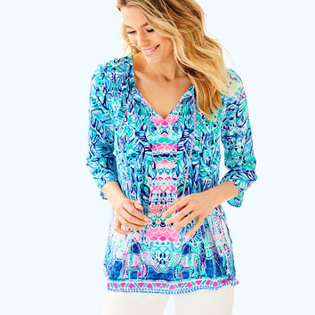 MARILINA TUNIC TOP