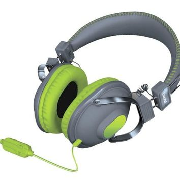 Dreamgear Hm-260 Gaming Headphones With Microphone (Green)