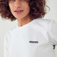 Nonsense Washed Tee | Urban Outfitters