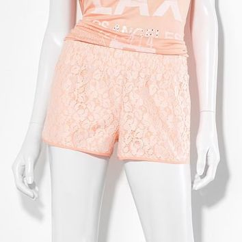 Princess Vera Wang Lace Shorts - Juniors