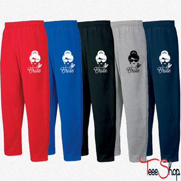 Bride Wedding Marriage Stag do Hen night party Sweatpants