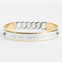 Women's MARC BY MARC JACOBS 'Mixed Up Link to Katie' Hinged Bangle