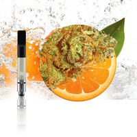 Orange Kush 400mg PRE-FILLED CBD Cartridge Including 510 Thread Battery