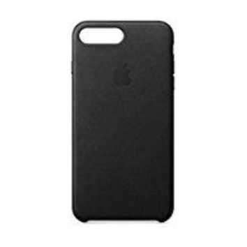 DCK4S2 Apple iPhone 8 Plus / 7 Plus Leather Case - Black