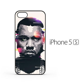 Kanye West Distorsion iPhone 5 / 5s Case