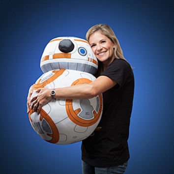 Life Size BB-8 Plush - Exclusive