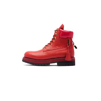 AA AUGUAU Buscemi Site Boot - Red
