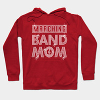 MARCHING BAND MOM by kernitworks