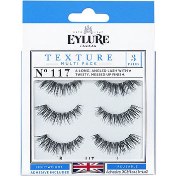 Eylure Texture No. 117 Triple Pack | Ulta Beauty