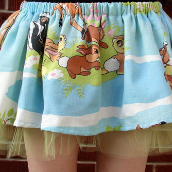 Bambi Tutu Disney Skirt