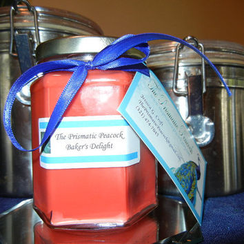 All Natural Soy Container Candle (9 oz) - Baker's Delight
