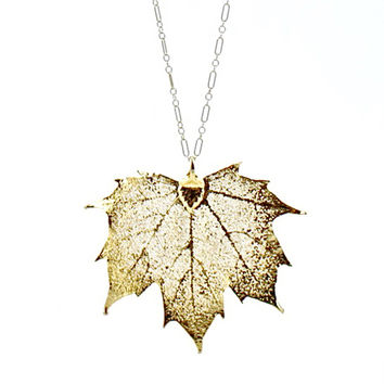 Reagan Rowland: Sugar Maple Necklace Large, at 22% off!