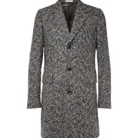 Paul Smith Check Alpaca and Wool-Blend Overcoat | MR PORTER