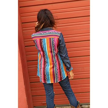The Vaquera Tunic