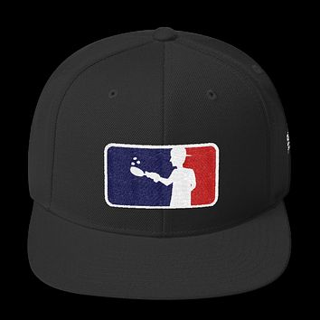 Major League Cooking Snapback Hat
