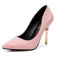 Pointed Toe Slip ons