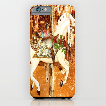 Carnivale iPhone & iPod Case by Jessica Ivy