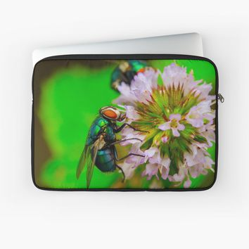 'Fliege' Laptoptasche by zappwaits