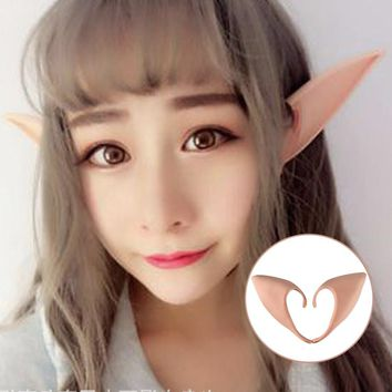 Mysterious Angel Elf Ears Cosplay Halloween Costume