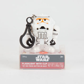 M&M Stormtrooper Flashlight Keychain | Lanyards & Keychains