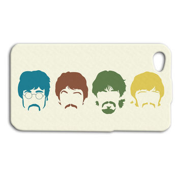 The Beatles Case Radio Case Cute Case Hippie Case Fun iPhone 4 Case iPhone 5 Case iPhone 4s Case iPhone 5s Case iPod 5 Funny iPod 4 Case