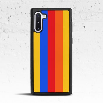 Rainbow Striped Phone Case for Samsung Galaxy S & Note