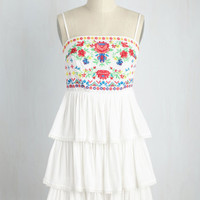 Whimsy and Be Seen Dress | Mod Retro Vintage Dresses | ModCloth.com