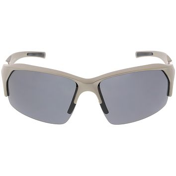 Performance Half Frame Sports Jacket Polarized Sunglasses C802
