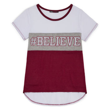 Insta Girl Graphic T-Shirt-Big Kid Girls - JCPenney