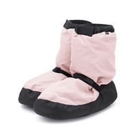 Bloch Candy Pink Unisex Warm Up Bootie Boots / Bloch