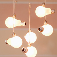 Suspension - Modern Lighting Fixture - La Paz Ceiling Lamp 6