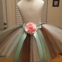 Sweet Shoppe Tulle Tutu Skirt - Grow With Me Tutu