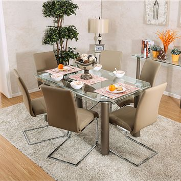 Maxie Contemporary Dining Table