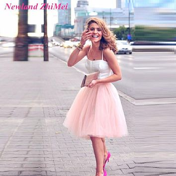 New Fashion Cocktail Dresses Sexy Spaghetti Straps Two Pieces Girl Party Dress Knee Length Prom Gowns