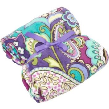 Vera Bradley Throw Blanket Heather