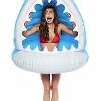 XL Man-Eating Shark Pool Float - PRE-ORDER, SHIPS LATE MARCH