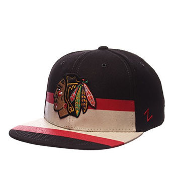 Chicago Blackhawks Linesman NHL Adjustable Snapback Hat