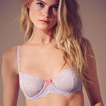 Unlined Lace Demi Bra - Dream Angels - Victoria's Secret