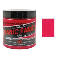 Manic Panic ~ Semi-Permanent Hair Dye ~ Red Passion