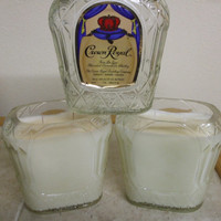 3 (20 oz) SOY CANDLES - Highly Scented - Vanilla, Cinnamon, Fresh, Clean, Floral, Fruit, Spice, Herbal