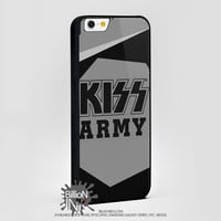 Kiss Band For Apple, Iphone, Ipod, Samsung Galaxy Case