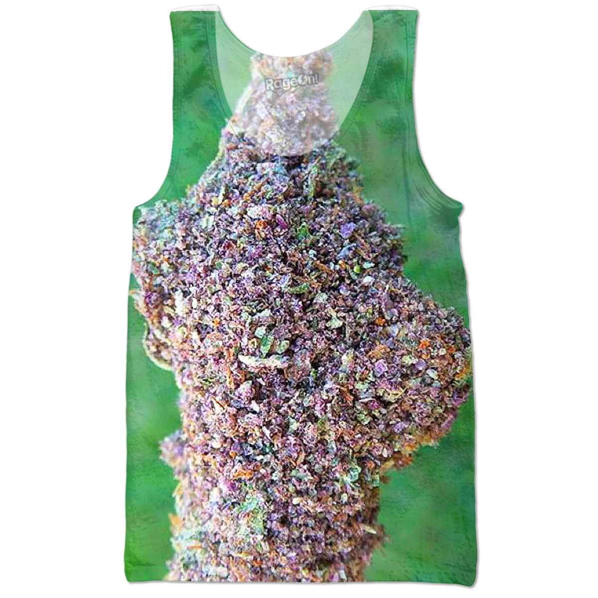 Weed Nugget Tank Top. From RageOn!