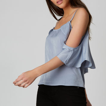 Layer Eyes On This Ruffle Top