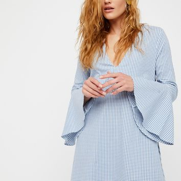 Free People Belle Mini Dress