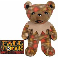 Grateful Dead - Bean Bear - Fall Tour